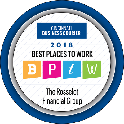 Rosselot Financial Best Places to Work 2018